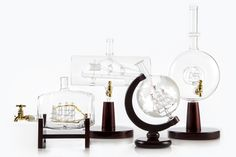 Perfect for Kitchen or Home Bar, Decorate with style and class. You can always use these great liquor dispensers for different occasions  whole year round.