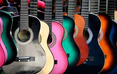 Play Music Easily With These Simple Guitar Tips. Have you had the experience of picking a guitar up and wanting to play it? Have you wondered if you have musical talent? Easy Guitar, Guitar Tips, Guitar Lessons, Music Guitar, Playing Guitar, Guitar Art, Music Music, Pink Guitar, Music Stuff