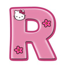 R is for Regina! Hello Kitty Pictures, Kitty Images, Anniversaire Hello Kitty, Hello Kitty Imagenes, Alphabet Templates, Hello Kitty Themes, Hello Kitty Birthday, Hello Kitty Collection, Bebe