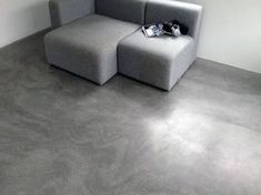 Metallic Epoxy Flooring System