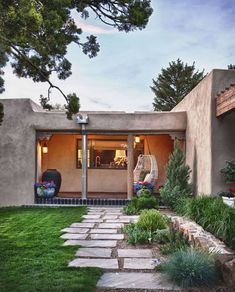 "Historic Home with Traditional Mexican StyleDesignRulz22 May 2014This historic home was built in the early 1900s. R. Brant, the architects explained : ""I wanted to keep true to the home's o... Houses & Villas"