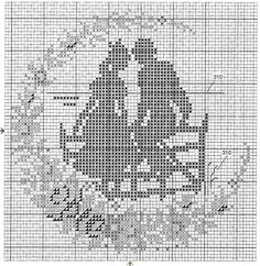On the fence chart Just Cross Stitch, Cross Stitch Bookmarks, Cross Stitch Charts, Counted Cross Stitch Patterns, Cross Stitch Designs, Cross Stitch Embroidery, Cross Patterns, Embroidery Patterns, Cross Stitch Silhouette