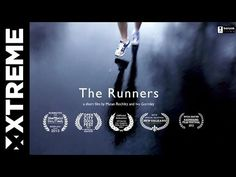 """The Runners"" - A beautiful short film by Matan Rochlitz & Ivo Gormley: ""A band of runners are brazenly challenged with intimate questions as they pace their routes. Liberated from responsibilities, their guards drop dramatically, releasing funny and brutally frank confessions, and weaving a powerful narrative behind the anonymous masses."""