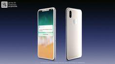 iPhone 8 'leak'..in white - Martin Hajek