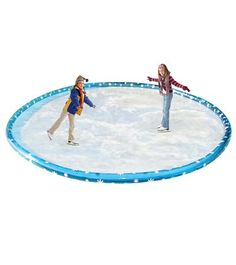 Roller skating aid every rink needs these for kids just inflatable ice skating rink must have cody would just love this and this would solutioingenieria Image collections