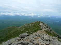 Climbing Mount Katahdin | Section Hikers Backpacking Blog