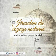 Commémoration du Miracle du Voyage nocturne et de l'Ascension🌙 Nocturne, Al Isra Wal Miraj, L Ascension, Miracle, Islam, Movie Posters, Instagram, Travel, Film Poster