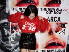 Ganni street style   Beth Newman   Linfield Lyocell t-shirt, Cherry Bomb