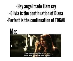 I think I would cry so much on Hey Angel.