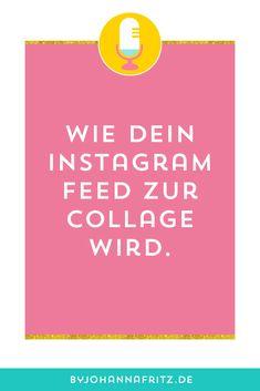 Wie dein Instagram Feed mit Photoshop ganz einfach zur Collage wird.