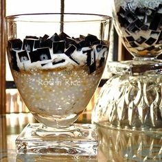 Ebony n Ivory Dessert