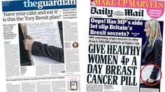 Newspaper headlines: Papers devour Brexit 'have cake and eat it' pic - http://www.worldnewsfeed.co.uk/news/newspaper-headlines-papers-devour-brexit-have-cake-and-eat-it-pic/
