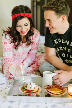 His & Hers Christmas // Haley Sheffield