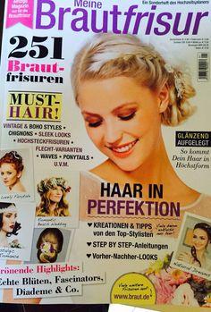 Meine Brautfrisur #magazin