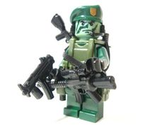 Lego Custom Green Beret Marine Navy Seal Army Delta Trooper Soldier Green Beret | eBay
