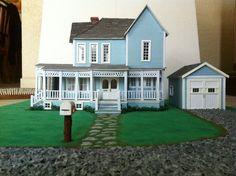 Lorelais's house - 024 by Brunasc.deviantart.com on @deviantART