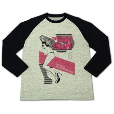 THE GREAT ESCAPE ピンナップガール   デザインTシャツ通販 T-SHIRTS TRINITY(Tシャツトリニティ)