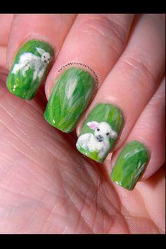 Easter nail idea