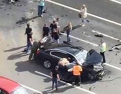 Motorista do presidente Putin morre em colisão frontal na Rússia