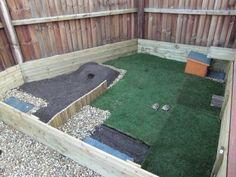 Outdoor Habitat for Tortoise | Outdoor Tortoise Enclosure..... The Build....