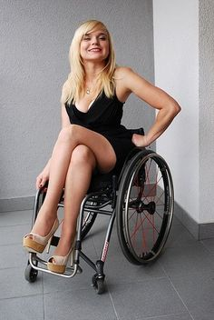 With In Wheelchair Woman Dating Disability