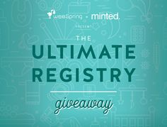 weeSpring Ultimate Registry Giveaway! Ends 10/11 - 1X Entry https://wn.nr/fDY7vr