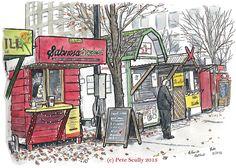 food carts in portland   Flickr - Photo Sharing!