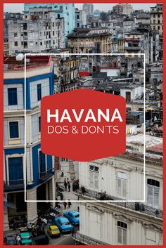 Heading to Havana, Cuba- Don't hop on a plane until you read these helpful travel tips. Where to go, What to do, helpful travel tips