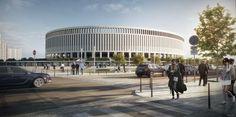 Arena Krasnodar on Behance