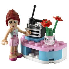 LEGO Friends Mia's Bedroom (3939)  - LEGO -  LEGO Friends - FAO Schwarz®