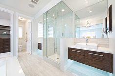 banheiros modernos - Pesquisa Google