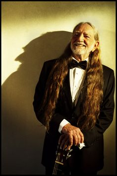 Willie Nelson, never actually saw him in concert but I met him once before the IRS scandal at the airport when he flew in on his old Lear jet.