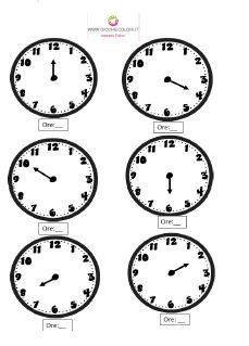 Schede ed attività didattiche del Maestro Fabio per la scuola primaria. Giochiecolori.it: SCHEDE DIDATTICHE DI STORIA: L'OROLOGIO (IMPARIAMO A LEGGERE L'ORA, LE PARTI DELLA GIORNATA, 12 E 24 ORE, CRUCIVERBA, CRUCIPUZZLE, VERIFICHE) CLASSE SECONDA SCUOLA PRIMARIA Clock, Education, Autism, Classroom, Watch, Clocks, Onderwijs, Learning