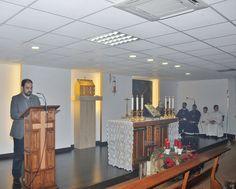 Visita Arzobispo de Madrid D. Carlos Osoro