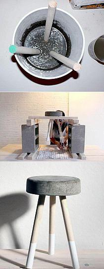 http://stylowi.pl/Zoja/45813/do-it-today/strona/6 Stuhl aus Beton