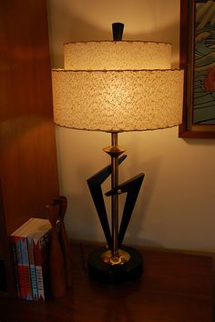 braxton and yancey: Atomic Lamps - Mid-Century Modern Design
