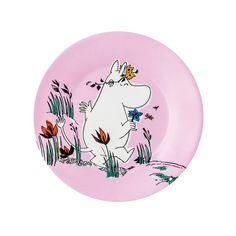 Moomin dessert plate