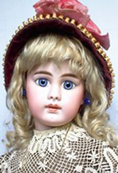 Evelyn Phillips Antique Dolls : PAGE SEVEN