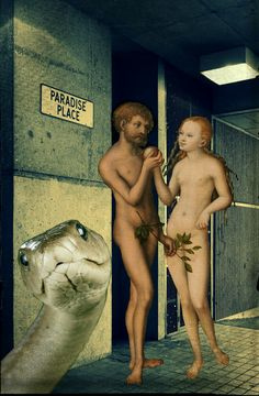 """Paradise Place"" Collage by BiekB"