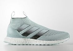 #sneakers #news  The adidas ACE16+ Ultra Boost Releasing In Mint Green