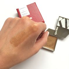 Looking for a summer glow? Kjaer Weis' new bronzer in Dazzling is your answer. Creamy, skin-improving ingredients meet bronze goddess color.