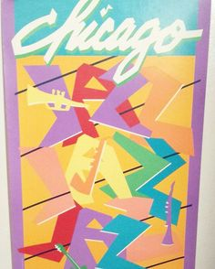 Vintage promo poster from Chicago Kool Jazz Festival 1984, now in the shop! (Link in bio)  #chicago #jazz #festival #fest #chicagojazzfest #chicagojazzfestival #kooljazz #kooljazzfestival #radio #chicagoradio #wbez #wbezchicago #poster #posters #80s #1980s #eighties #80skid #80skids #ilovethe80s #80svintage #vintage #retro #nostalgia #throwback #flashback #pastel #pastels #neon #neonbasement