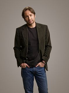Californication..I love Duchovny!