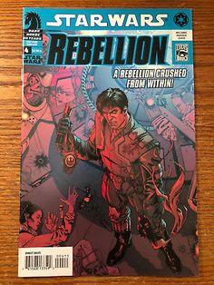 Star Wars Rebellion #4 Dark Horse Comics 2006 VF/NM Empire #44