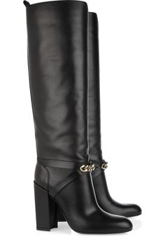 YVES ST LAURENT boots <3