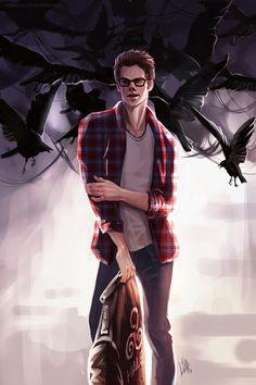 American Beauty/American Psycho by MisterLIAR.deviantart.com on @DeviantArt