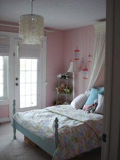 pink girls room - Traditional - Kids - Other Metro - Chris Kauffman