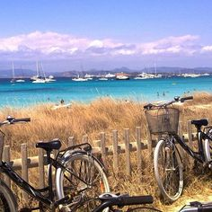 Formentera - My favorite island in Europe, and one of the best islands in the world Menorca, Wonderful Places, Beautiful Places, Formentera Spain, Snorkel, Beyond The Sea, Balearic Islands, Destin Beach, Travel Tours