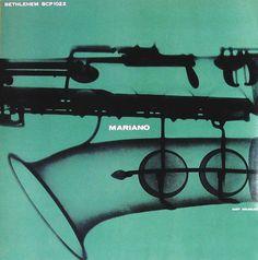 Buamai - Bethlehem Records - Jazz Album Covers