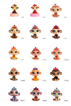 Nicole`s LPS blog - Littlest Pet Shop: Pets: Monkey